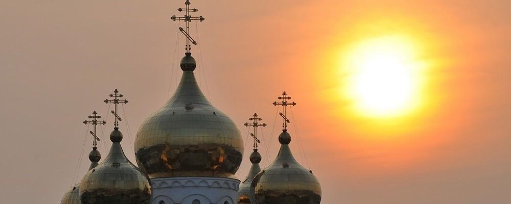 Святейший Патриарх Кирилл: Колыма - это один большой антиминс